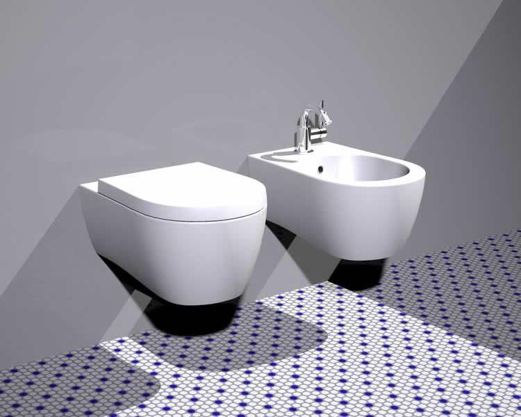 """First"" toilet & bidet voor René Holten"