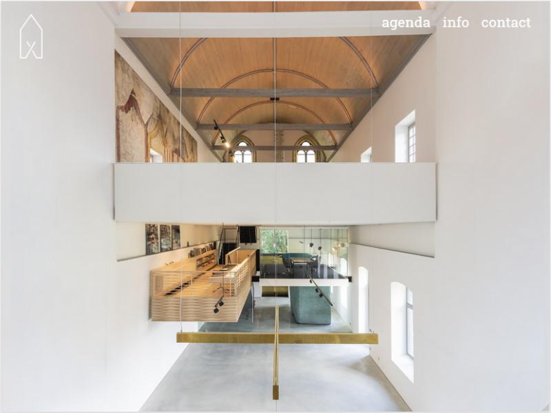 Andrieskapel, galerie voor kunst en design